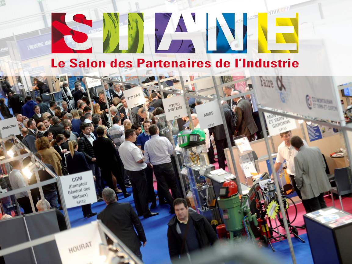 MPRO exhibits at SIANE, Hall 4 Stand L09